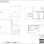 Cudnall - Existing floor plan & elevations (1)