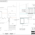 Proposed floor plan & elevations (2)